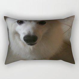Innocence Rectangular Pillow