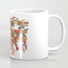 Aztec Inca God Graphic Coffee Mug