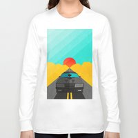 mad max Long Sleeve T-shirts featuring Max is Mad by Bakus
