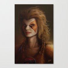 ThunderCats Collection - Cheetara Canvas Print