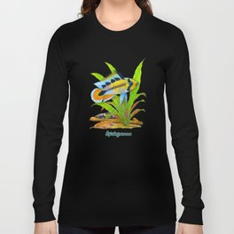 Apistogramma Rositae  Long Sleeve T-shirt