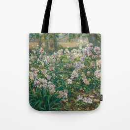 Windflowers by Gaines Ruger Donoho Tote Bag