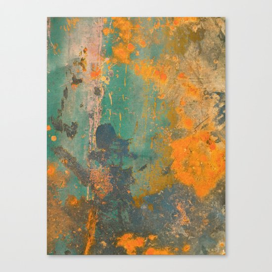 Corrupted Mind Canvas Print