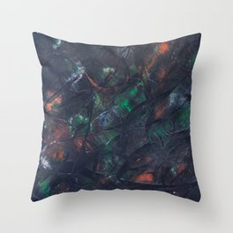 Abstract Painting 12 Throw Pillow