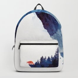 Near to the edge Backpack