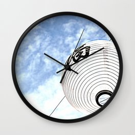 air Wall Clock