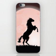 Moon Rider iPhone Skin
