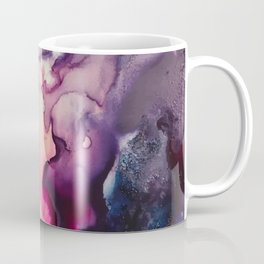 Mission Fusion - Mixed Media Painting Coffee Mug