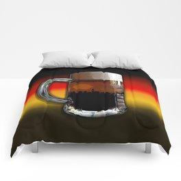 German Sunset Comforters