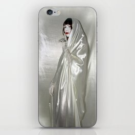 "say no to patriarchy / ""the prudence"" iPhone Skin"