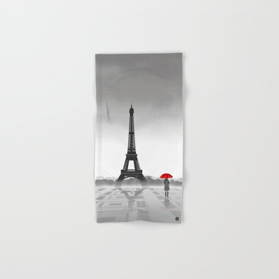 Paris Hand & Bath Towel