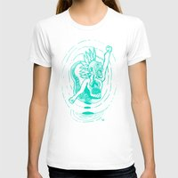 revolution T-shirts featuring Revolution! by Rilke Guillén