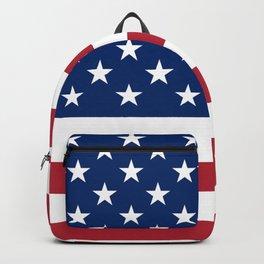 U.S. Flag Backpack