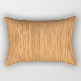 Wood 3 Rectangular Pillow