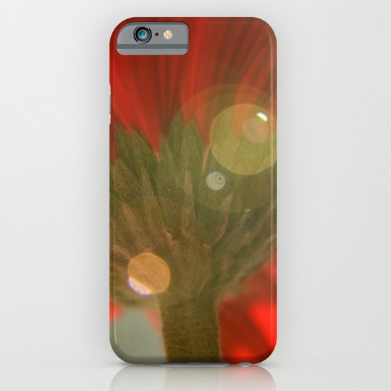 Green Stem iPhone & iPod Case