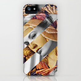 "Botticelli's ""Madonna of the Magnificat"" & Grace Kelly iPhone Case"