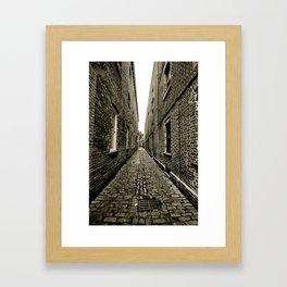 Chucktown Perspective Framed Art Print