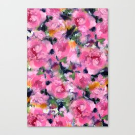 Roses, Roses Canvas Print