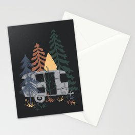 Wild Airstream... Stationery Cards