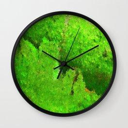 Kastanje Wall Clock