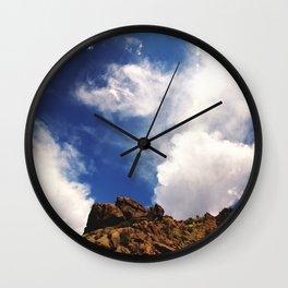 Colorado Landscape #3 Wall Clock