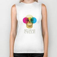 cycle Biker Tanks featuring CYCLE by Nazario Graziano