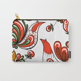 Rakulsk Painting (White background) Carry-All Pouch