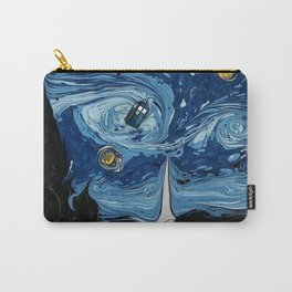 Tardis Starynight Carry-All Pouch