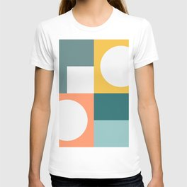 Modern Geometric 53 T-shirt