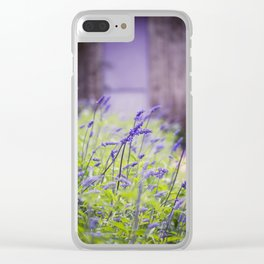 Down the garden Path, No. 1 Clear iPhone Case