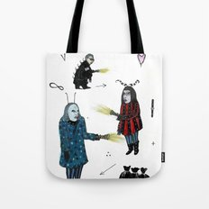Thieves Tote Bag