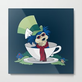 A Nice Cup of Tea Metal Print