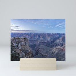 Early Evening at the Grand Canyon No. 1 Mini Art Print