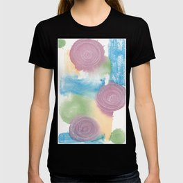 Watercolour Swirls T-shirt