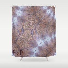 Berlin Kaiser Wilhelm // Pattern Abstract Photography Shower Curtain