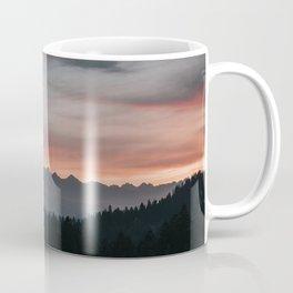 Mountainscape - Landscape and Nature Photography Coffee Mug
