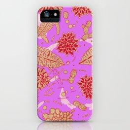 Warm Flower iPhone Case