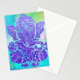Ganesha II Stationery Cards