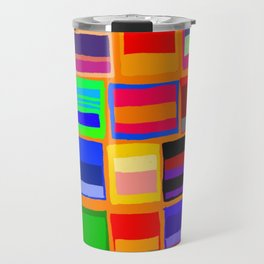Rothkoesque Travel Mug