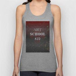 Art School Kid ! Unisex Tank Top