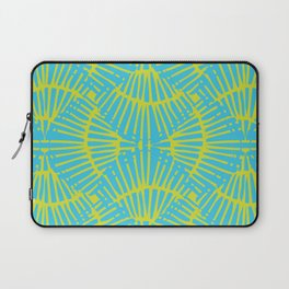 Basketweave-Tropic Laptop Sleeve