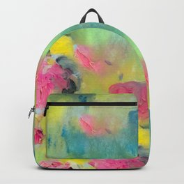 Spring Garden - Painting Backpack
