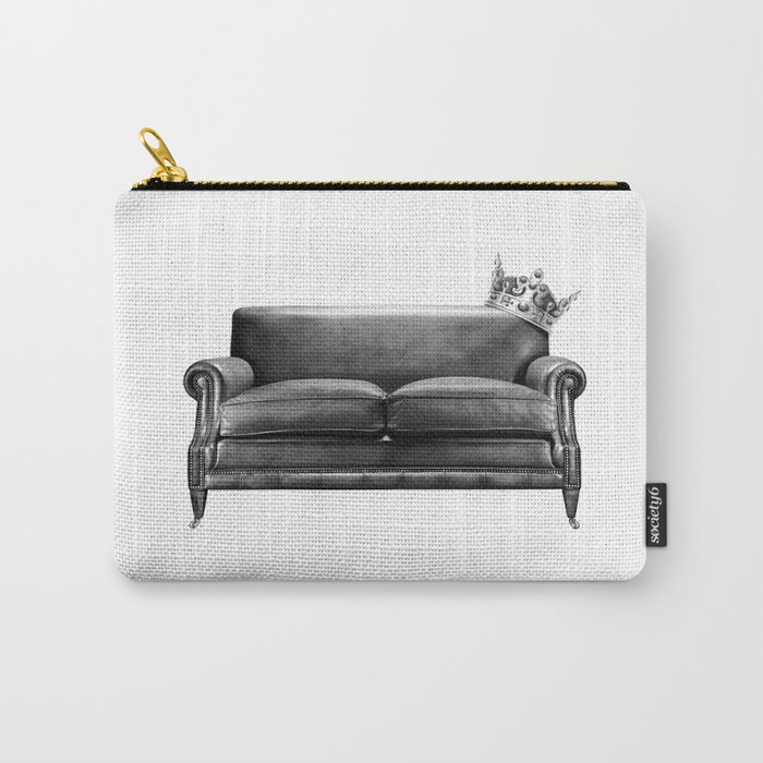 Sofa King Carry-All Pouch