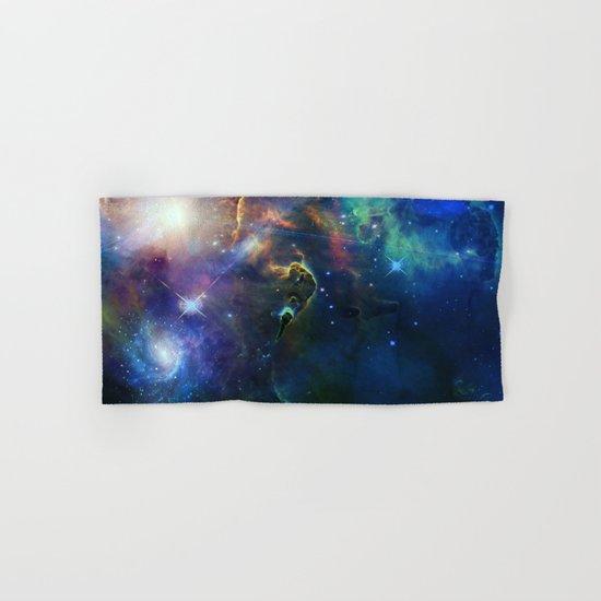 Space nebula Hand & Bath Towel