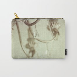 Vintage chandelier  Carry-All Pouch