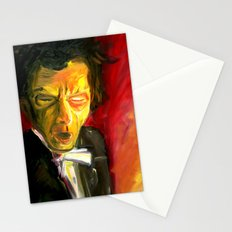 Mr. Waits Stationery Cards
