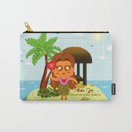Aloha Girl Carry-All Pouch