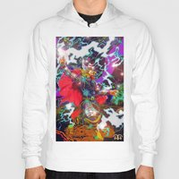 thor Hoodies featuring Thor by Artless Arts