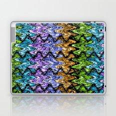 Native Wave Digital Painting Laptop & iPad Skin