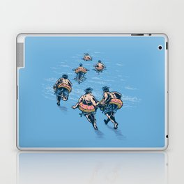 Cops Day Off Laptop & iPad Skin